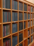 Books in Green Library