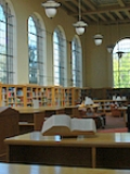 Lane Reading Room