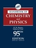 CRC Handbook of Chemistry and Physics