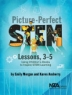 Cover image of Picture-perfect STEM lessons, 3-5 : using children's books to inspire STEM learning