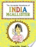 Cover image of The accidental adventures of India McAllister