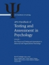 cover image of APA Handbook of Testing and Assessment in Psychology