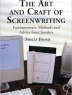 art and craft of screenwriting : fundamentals, methods and advice from insiders