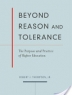 Cover image of Beyond reason and tolerance