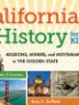 Cover image of California history