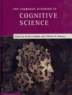 Cover image of Cambridge handbook of cognitive science
