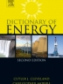 Dictionary of Energy 2nd Edition