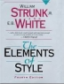 Elements of Style (book cover)