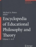 Cover image of Encyclopedia of educational philosophy and theory