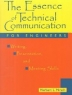 essence of technical communication for engineers : writing, presentation, and meeting skills