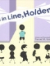"Cover image of ""Fall in line, Holden!"""