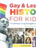 Cover image of  Gay and lesbian history for kids