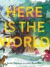 Cover image of Here is the world : a year of Jewish holidays