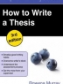 How to write a thesis