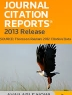 Journal Citation Reports - JCR 2013