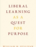 Cover image of Liberal learning as a quest for purpose