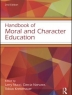 Cover image of the 2nd ed. for Handbook of moral and character education