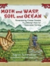 Cover of Moth and wasp, soil and ocean : remembering Chinese scientist Pu Zhelong's work for sustainable farming