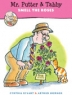 Cover image of Mr. Putter & Tabby smell the roses