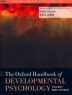 Cover image of The Oxford handbook of developmental psychology