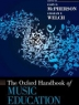 Cover image of The Oxford handbook of music education