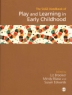 Cover image of Sage handbook of play and learning in early childhood