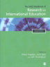 Cover image of The Sage handbook of research in international education