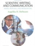 Scientific writing and communication, 3rd edition