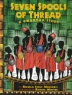 Cover image of Seven spools of thread
