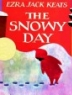Cover image of The snowy day