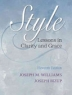 Style : lessons in clarity and grace