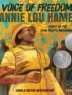 Cover image of Voice of freedom : Fannie Lou Hamer, spirit of the civil rights movement
