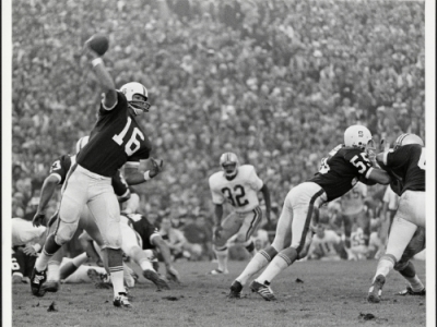 Rose Bowl--1971, Jim Plunkett