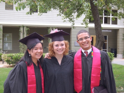 Haas Center for Public Service graduation, 2009