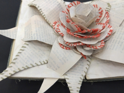 Altered Book / Emily Fraser