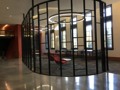 Collaborative space on 2nd floor