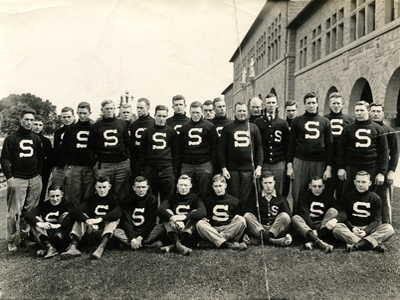 Stanford football team