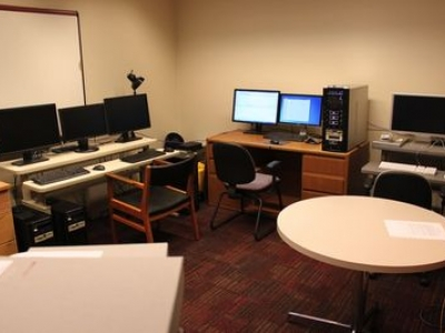 Green Library Born-digital / Forensics lab