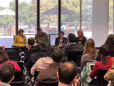 Faculty Panel, Spring 2018
