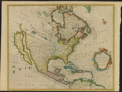 The SDR hosts a growing collection of digitized rare and historic maps.
