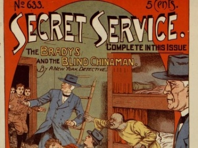 Secret Service: Old and Young King Brady, Detectives