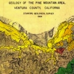 Geology of the Pine Mountain area, Ventura County, California