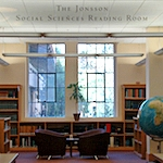 Jonsson Social Sciences Reading Room
