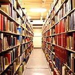 Stanford Auxiliary Library stacks