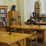 Field Reading Room, Special Collections