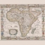 Iconic image for the Antiquarian maps of Africa from the collections of the late Dr. Oscar I. Norwich and the Stanford University Libraries.