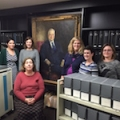 Hoover Archives staff
