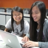 Students at Software Carpentry workshop
