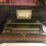 Picard Lion Editeur - Sublime Harmonie Piccolo Music Box (circa late 1800s)