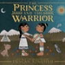 Cover image of The princess and the warrior : a tale of two volcanoes